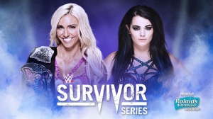 WWE Survivor Series 2015, Paige, Charlotte