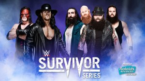 WWE Survivor Series 2015, The Undertaker, Kane, The Wyatt Family