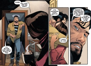 Lois and Clark #1, Lee Weeks