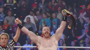 Sheamus, WWE Survivor Series 2015