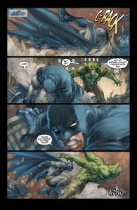 Batman: Europa #1, page 5, Jim Lee