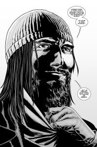 The Walking Dead #91, Jesus