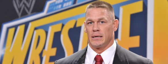 John Cena, Wrestlemania press conference