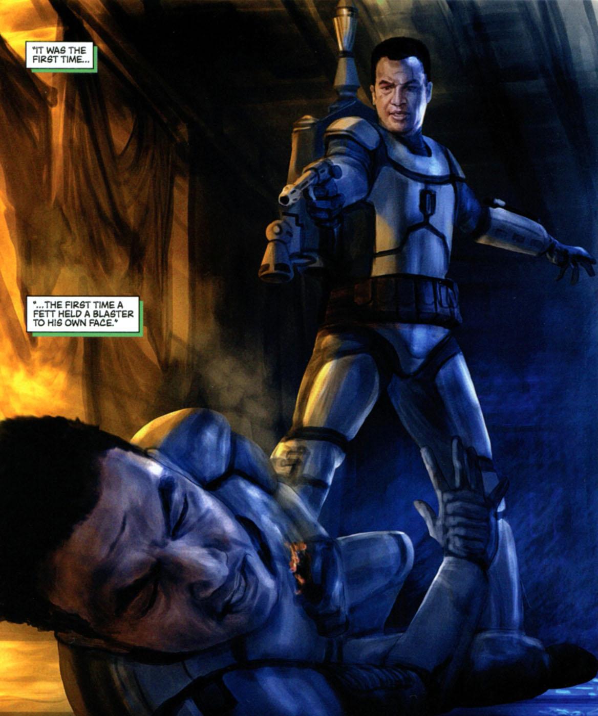 star wars blood ties a tale of jango and boba fett