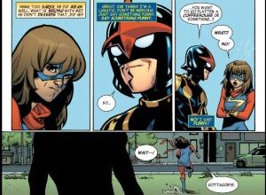 Avengers #0, Nova, Ms Marvel, Mahmud Asrar