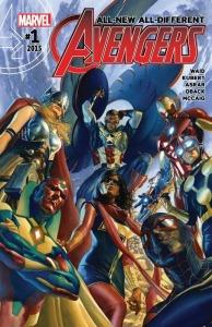 Avengers #1, 2015