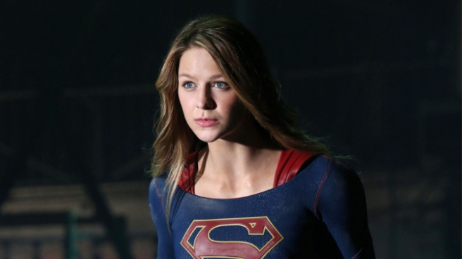 Supergirl, Melissa Benoist, Episode 2