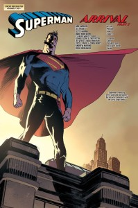 Superman, Lois and Clark #1, Lee Weeks