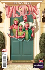 The Vision #1, 2015