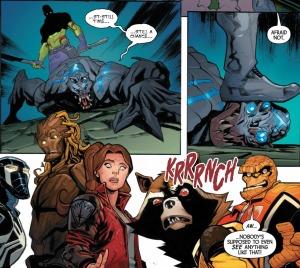 Drax #1, Scott Hepburn