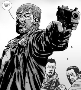 The Walking Dead #96, Rick Grimes, Charlie Adlard