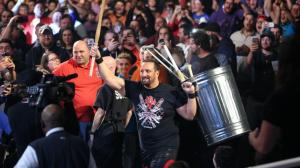 Tommy Dreamer, Raw, November 30, 2015