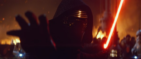 Kylo Ren, Star Wars: The Force Awakens