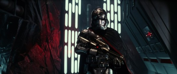 Captain Phasma, Star Wars: The Force Awakens