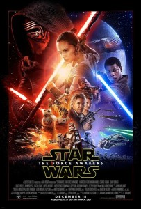 Star Wars: The Force Awakens, poster