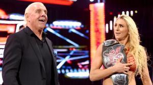 Ric Flair, Charlotte, Raw, November 30, 2015