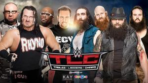 The Wyatt Family, The Dudley Boyz, Tommy Dreamer, Rhyno