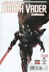Darth Vader Annual #1 (2015)