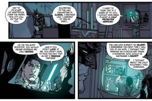 We Are Robin #7, Dick Grayson, Jim Gordon