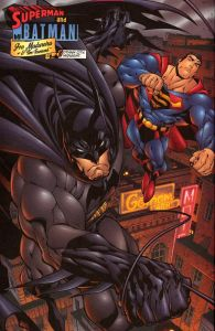 Superman #165, Batman, Joe Maduriera