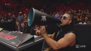 WWE Raw, December 14, 2015