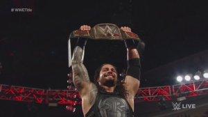 Roman Reigns, Raw, December 14, 2015