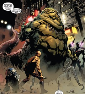 Star Wars #9, 2015, Grakkus the Hutt