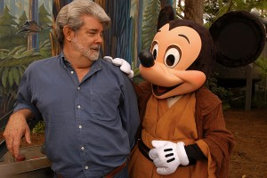 George Lucas, Mickey Mouse