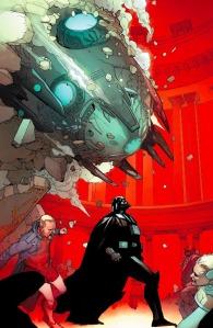 Darth Vader Annual #1, Leinil Yu, 2015