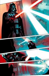 Darth Vader Annual #1, Leinil Yu