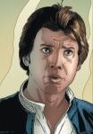 Han Solo, Salvador Larroca, Darth Vader #14