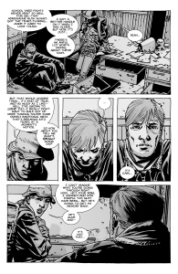 The Walking Dead #89, Charlie Adlard