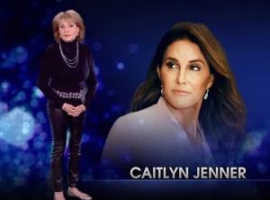 Barbara Walters, Caitlyn Jenner