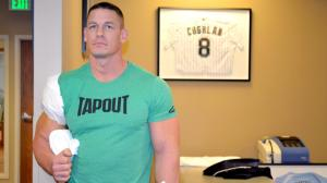 John Cena, shoulder surgery, January 2016