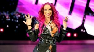 Sasha Banks, WWE Raw, January 25, 2016