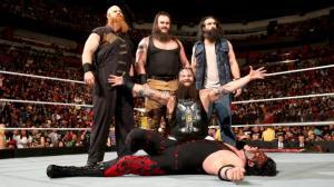 The Wyatt Family, Kane, WWE Raw, January 25, 2016