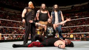 The Wyatt Family, Kane, WWE Raw, January 25, 2016