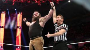 Braun Strowmann, WWE Raw