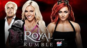 WWE Royal Rumble 2016, Charlotte, Becky Lynch