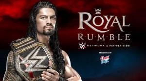 WWE Royal Rumble Match, 2016, Roman Reigns