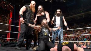 The Wyatt Family, Raw, January 18, 2016