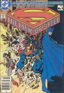 The Man of Steel #3 (1986)