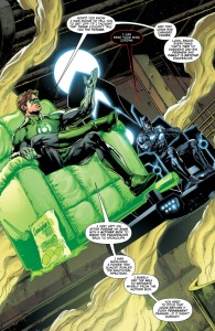 Batman, Green Lantern, Justice League #47, Jason Fabok