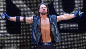 AJ Styles, Royal Rumble 2016