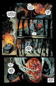 Batman #48, 2016, Mr. Bloom, Jim Gordon
