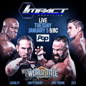 TNA Impact Wrestling, Pop TV