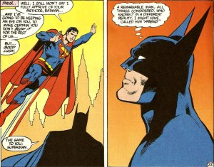 The Man of Steel #3, closing panels, John Byrne