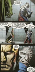 Justice League #47, Jason Fabok, Ultraman
