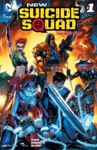 New Suicide Squad #1, 2014