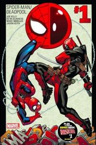 Spider-Man/Deadpool #1 (2016), Ed McGuinness